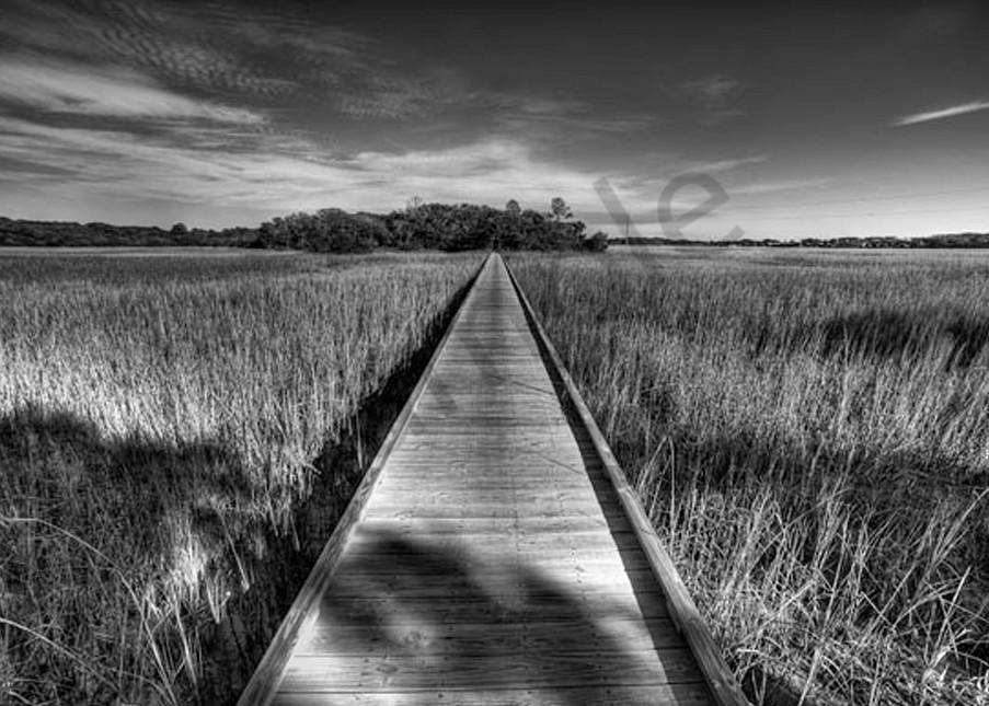 Edisto Boardwalk Photography Art | Robert Jones Photography