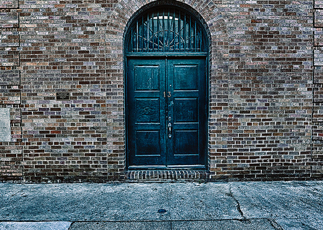 The Round Door Photography Art | Robert Jones Photography
