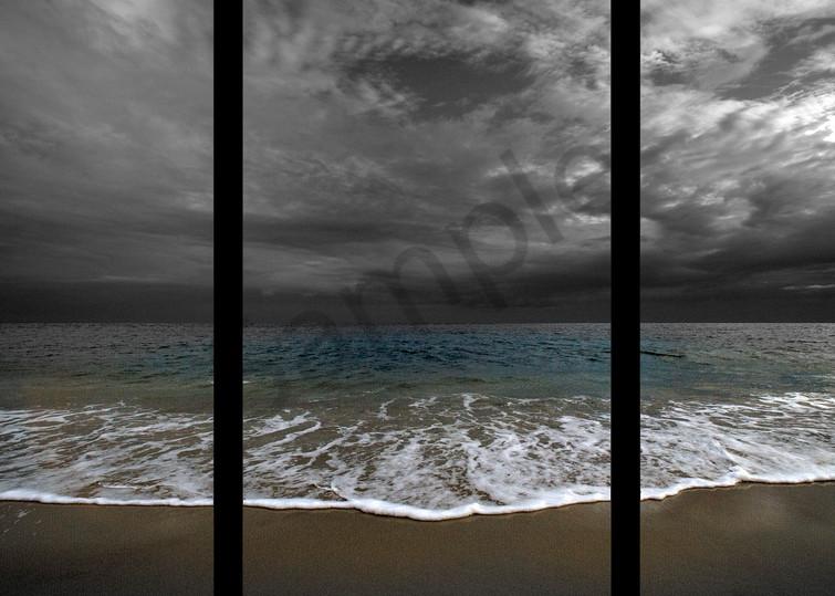 Low Tide   Trip Tych Photography Art | Robert Jones Photography