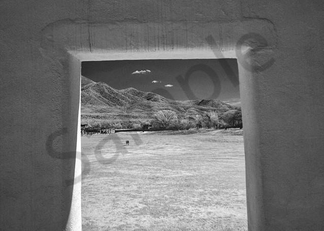 Taos Church No. I Photography Art | Robert Jones Photography