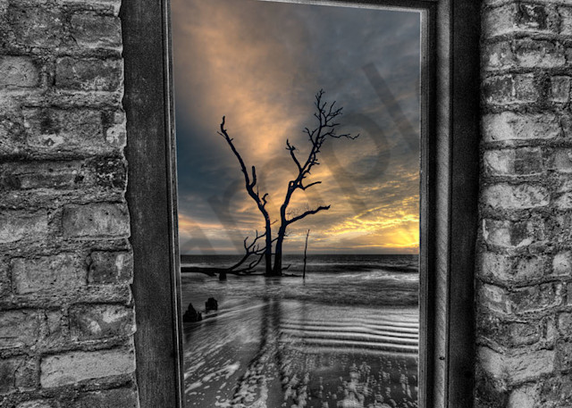 Through The Window Photography Art | Robert Jones Photography