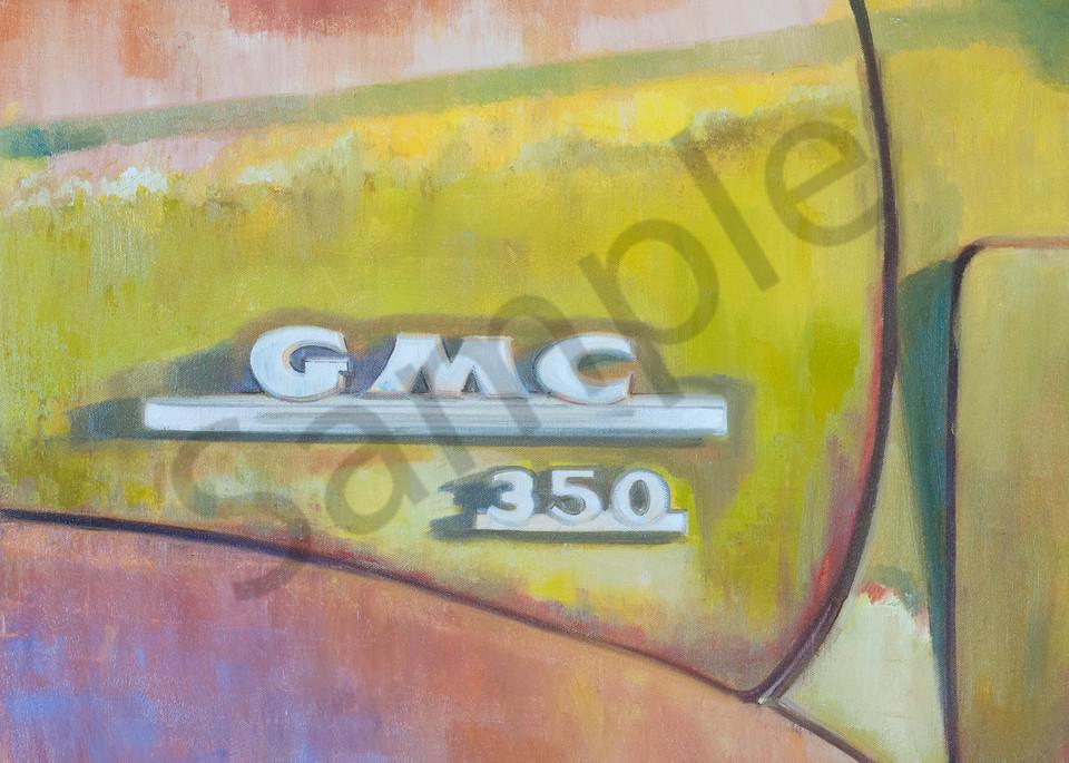Closeup GMC