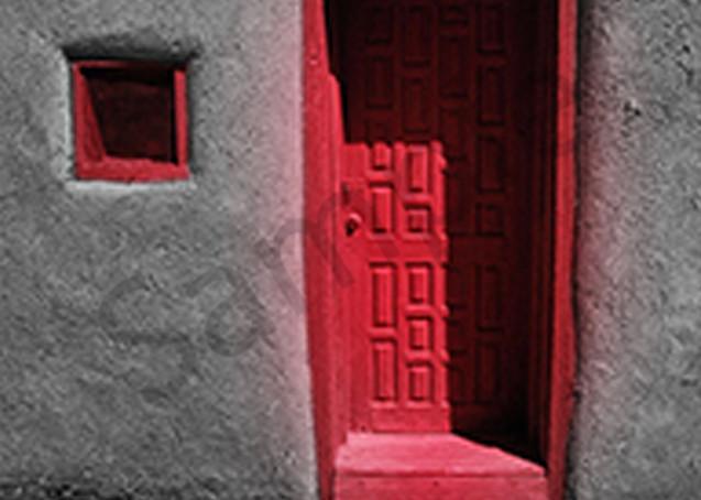 Red Door Photography Art | Robert Jones Photography