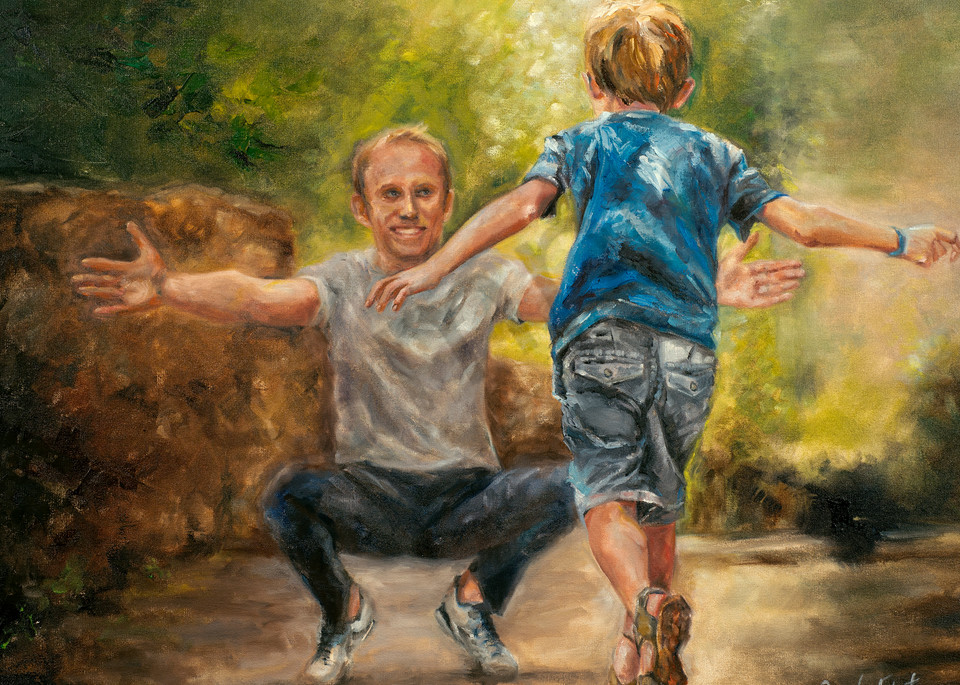"""""""Into Your Daddy's Arms"""" by Ronel Eksteen 