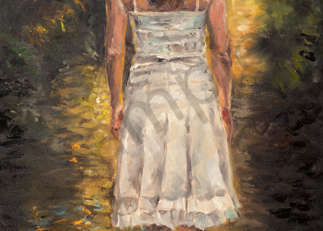 """""""Follow The Light"""" by South African Artist Ronel Eksteen at Prophetics Gallery"""