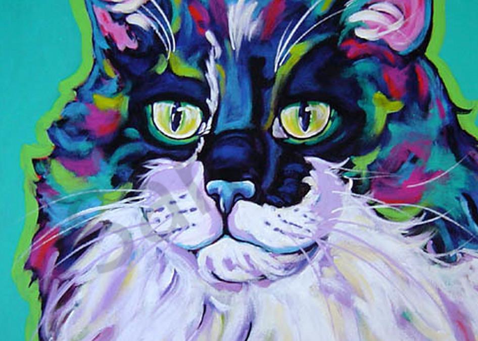 Tabby Art | Sally C. Evans Fine Art