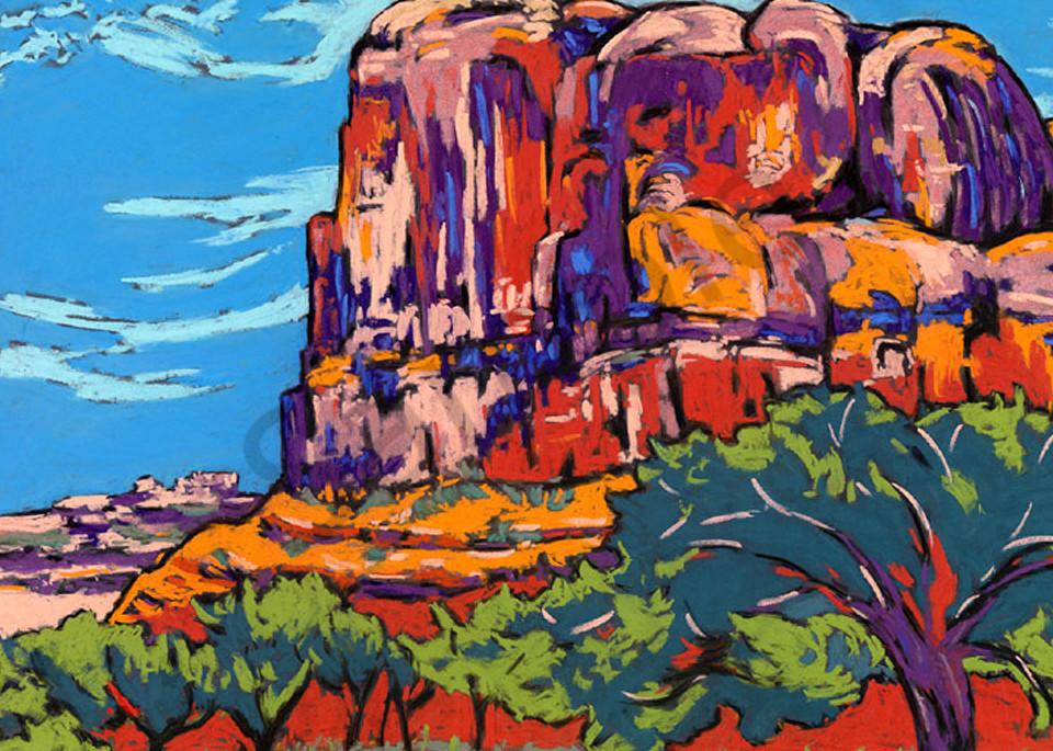 Kane Creek Canyon Art | Sally C. Evans Fine Art