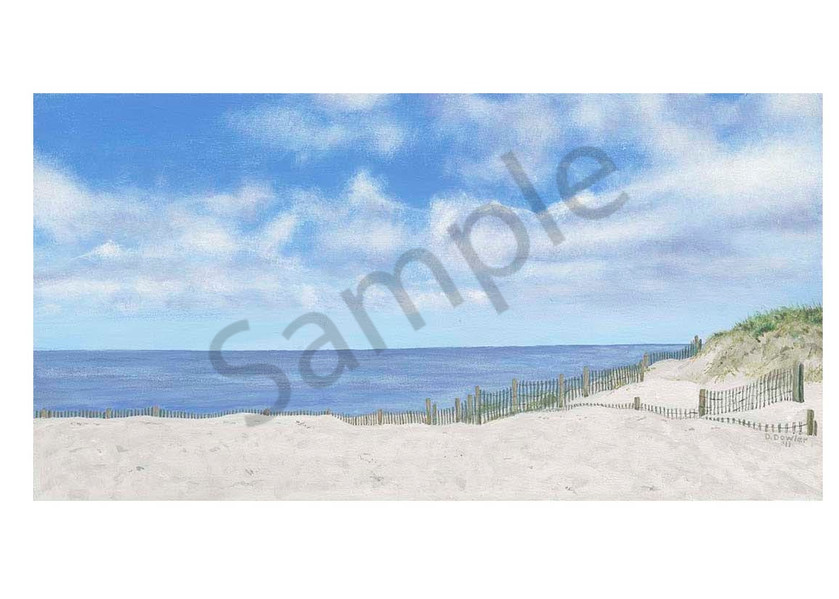 Cold Storage Beach, Dennis Art | Jetart Company