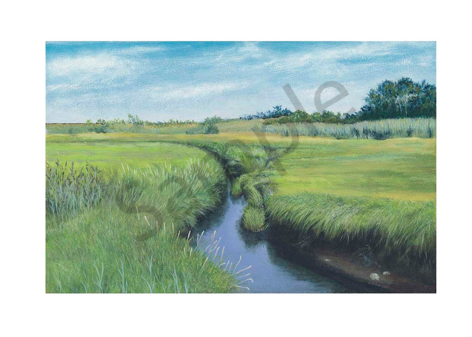 Route 6 A West Barnstable Art | Jetart Company