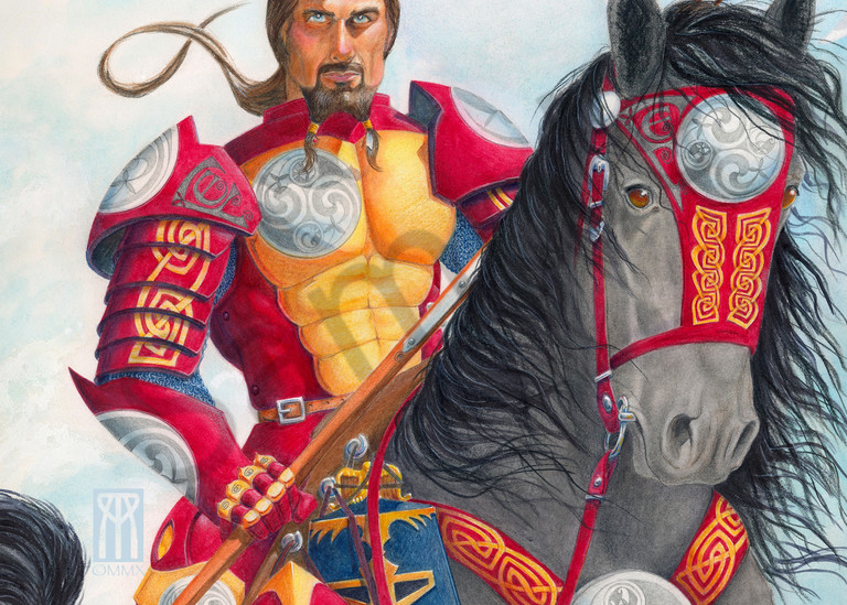 Celtic Iron Man