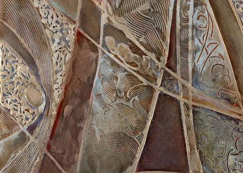 Noble Truths 1 | Abstract Acrylic Mixed Media | Gordon Meggison IV