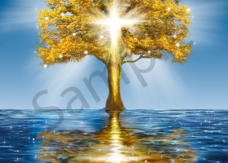 """Tree Of Life"" by Florida Artist Ana Mendez Ferrell | Prophetics Gallery"