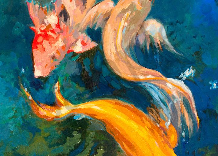 Creatures of Color | Zen Landscapes | Gordon Meggison IV
