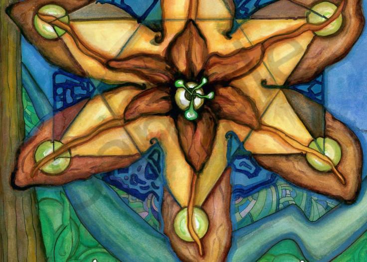 Garden Portal Art | courtnihale