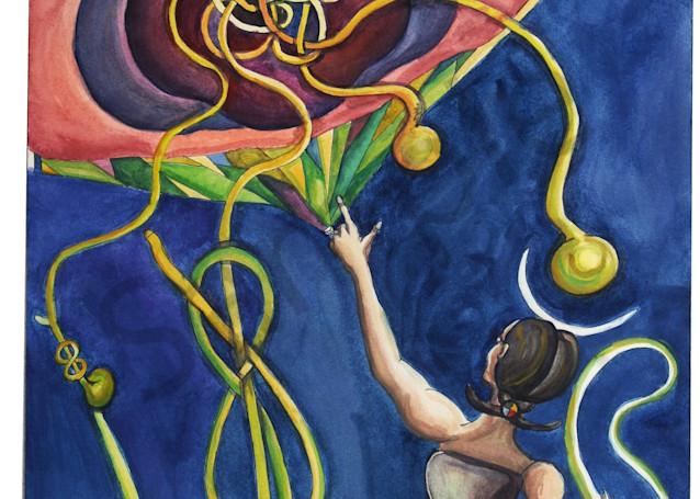 Sipapu Priestess Art | courtnihale