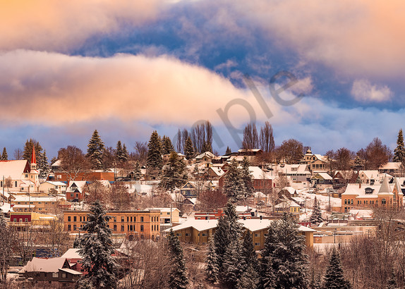 Winter's Morning Art | Nelson Fine Art Printing