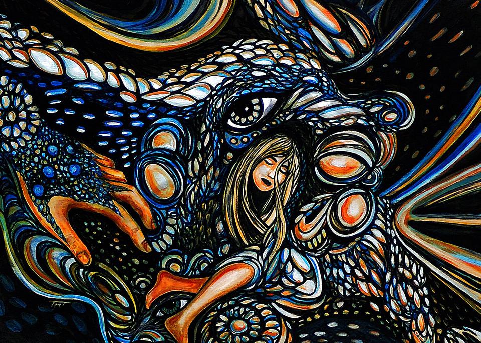Surrealistic Reflections - Dreams of Lothlorien