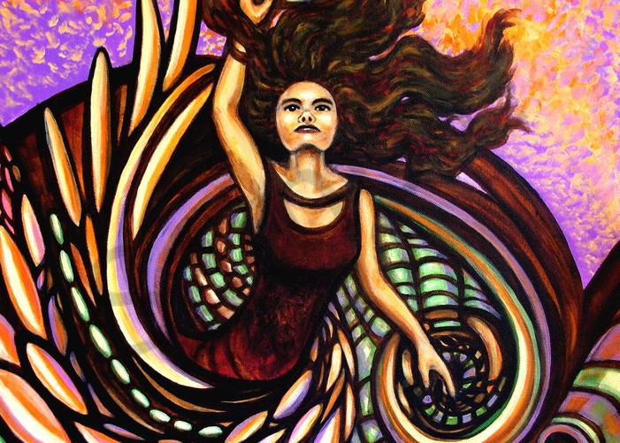 Surrealistic Reflections - Mistress of Myth & Magic