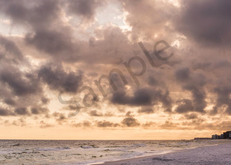 Golden Sunset | Susan J Photography | fine art beach prints