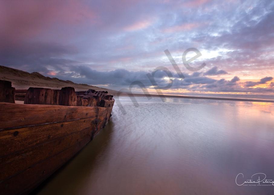Bella, shipwreck, Florence, Oregon, south jetty