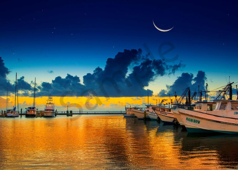 Fulton Harbor Magic Photography Art | John Martell Photography