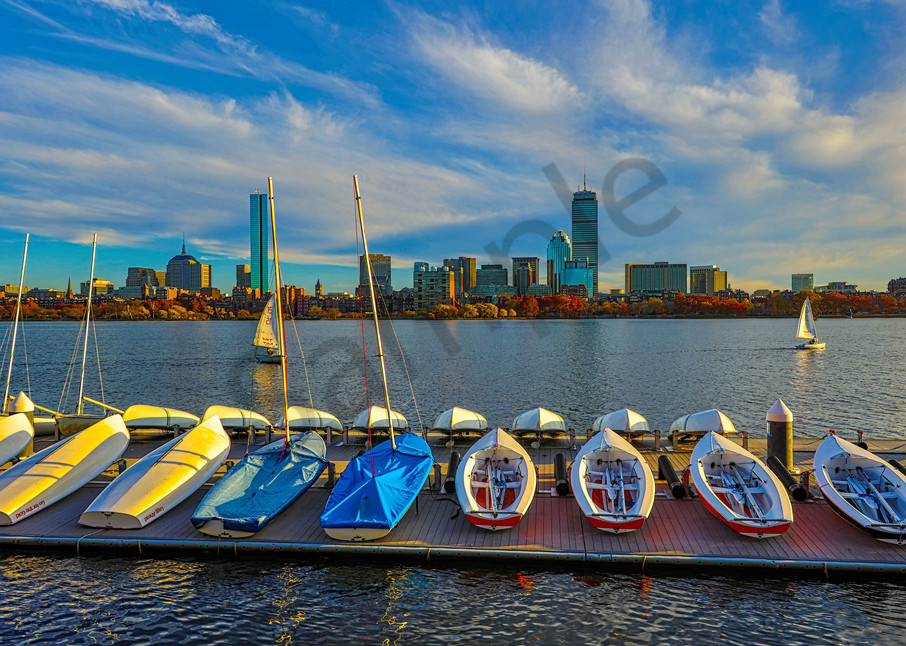 Charles River Photography Art | John Martell Photography