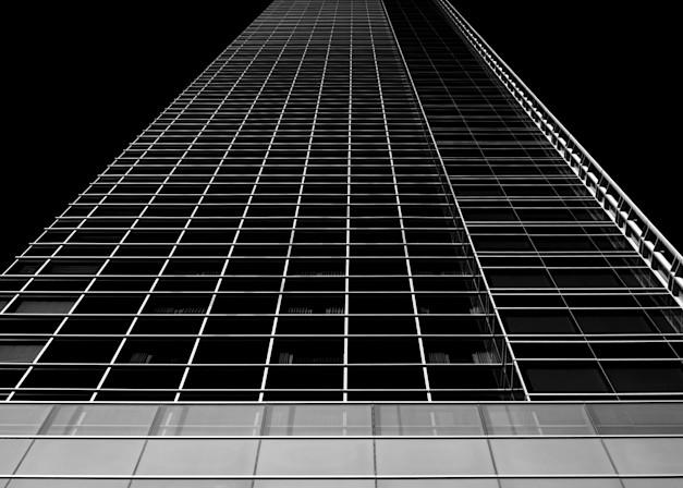 Geometric III (Infinitely Tall)