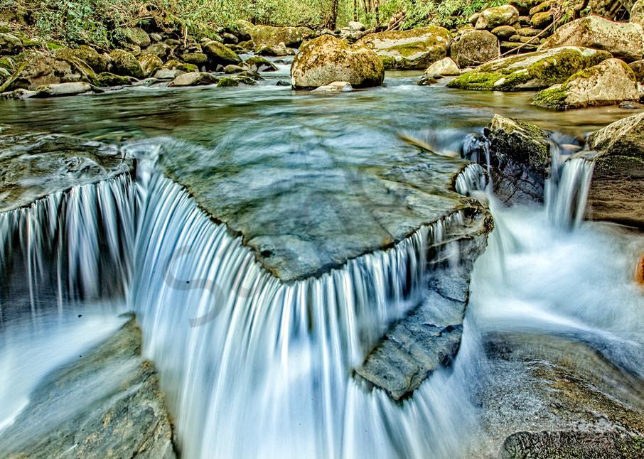 Arrowhead Falls Photography Art | John Martell Photography