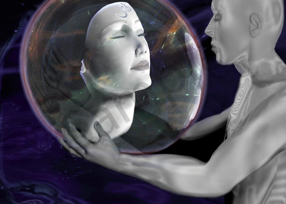 Knowing digital art by Cheri Freund