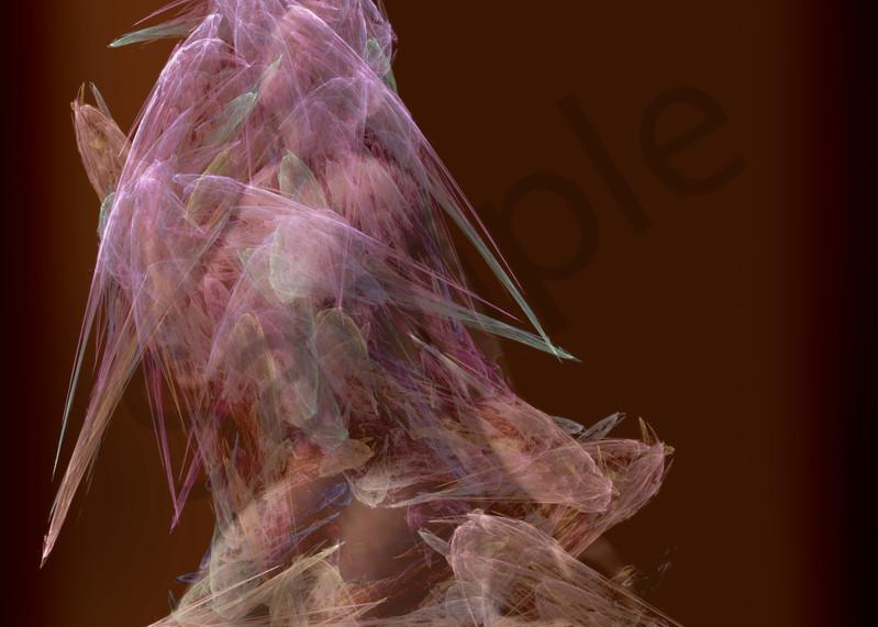 April digital art by Cheri Freund
