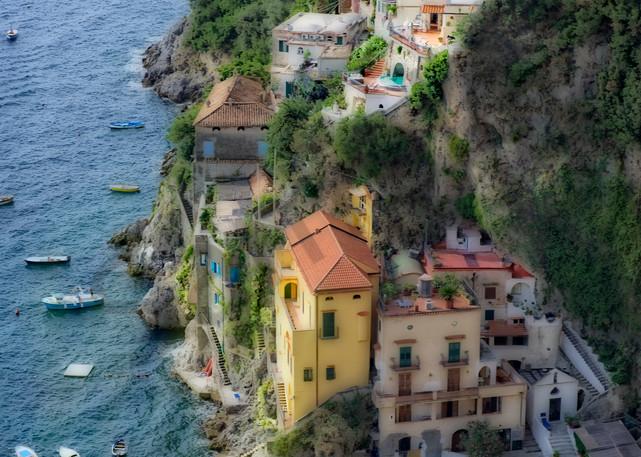 Ravello Seaside Photography Art | JP Sullivan Photography, Inc.