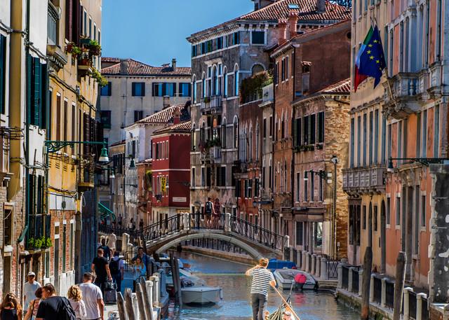 Venice Grandeur - Venice - Italy - fine art photography prints - by JP Sullivan
