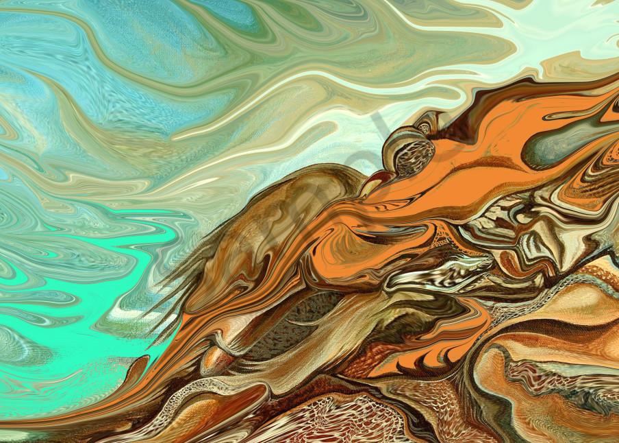 Surrealistic Reflections - Digital Currents