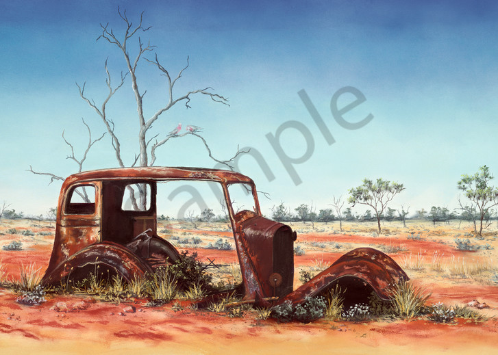 Abandoned in the Outback by Jenny Greentree
