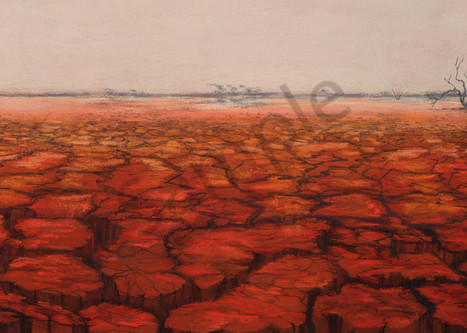 Sunburnt Country by Jenny Greentree