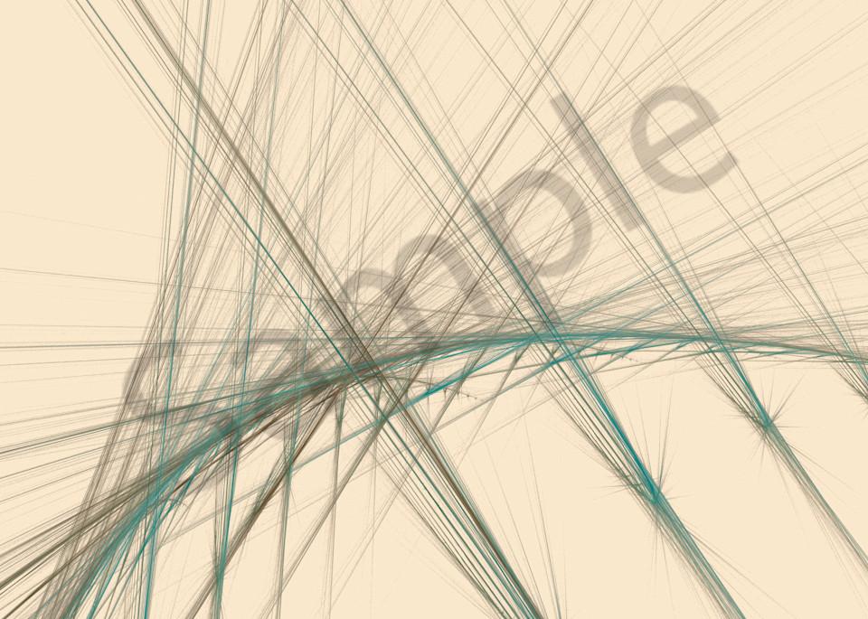 Support Wires digital art by Cheri Freund