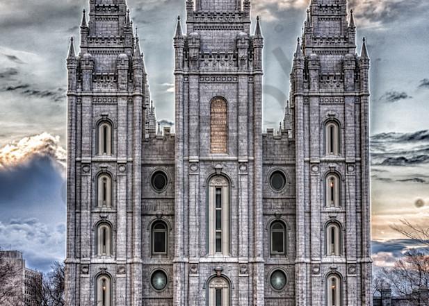 Salt Lake Castle