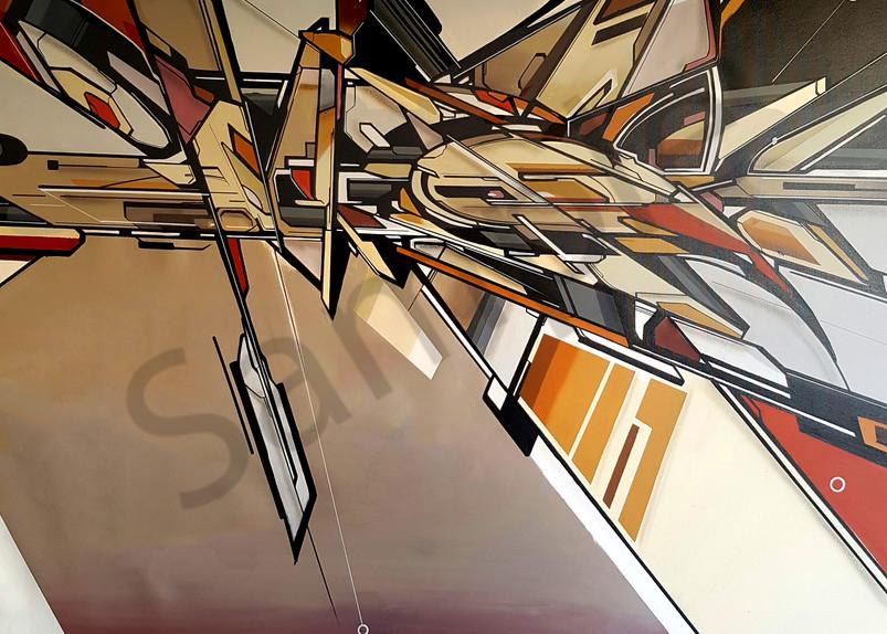 Rubiic Sierra Art | IAH Digital