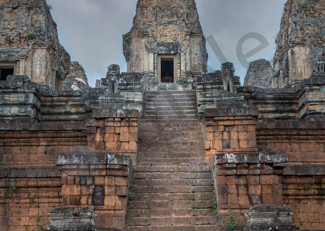 Stairway to Heaven | Angkor Thom | Susan J Photography