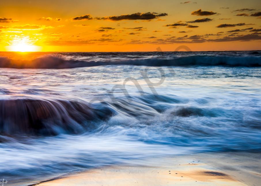 Arniston beach sunrise