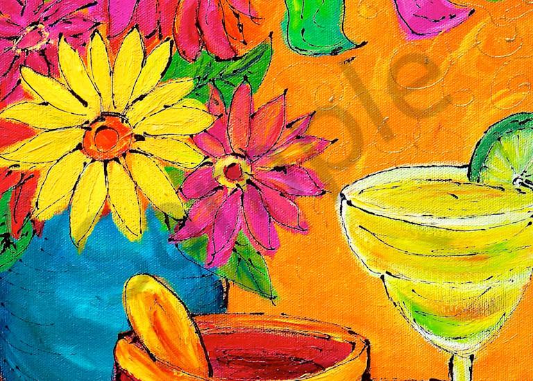 Fiesta painting