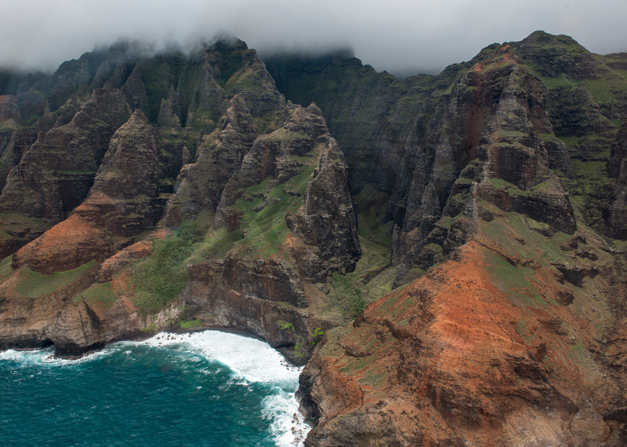 Na Pali Coast - beautiful Hawaii - photographs - fine art