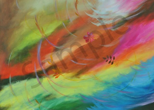 Colors Of Wind   Summer Skies Art | Art Relief