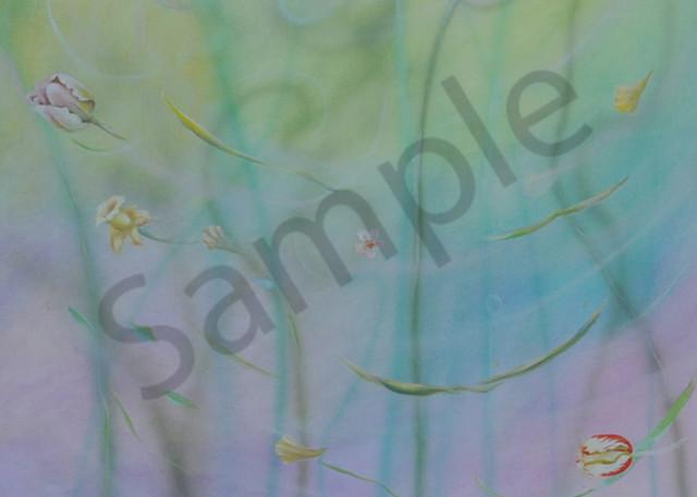 Color Of Wind   Spring Skies Art | Art Relief