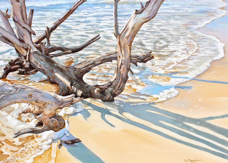 Castaway | Contemporary Landscapes | Gordon Meggison IV