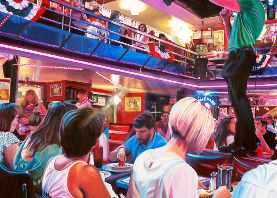 Ellens Stardust Diner New York