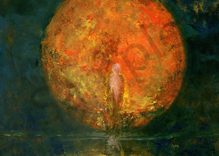 """Lunar"" by Denise Dahlheimer   Prophetics Gallery"