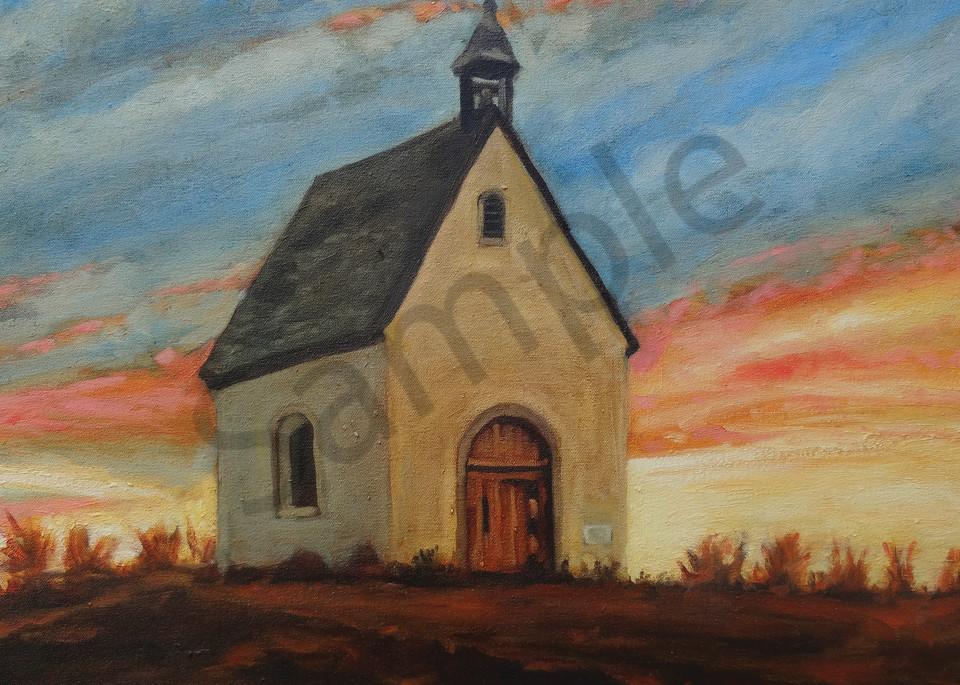 Nebraksa Sunset Art | Geoffrey Butz Art & Design Inc