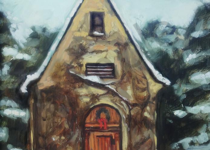 Waukesha Winter Art | Geoffrey Butz Art & Design Inc