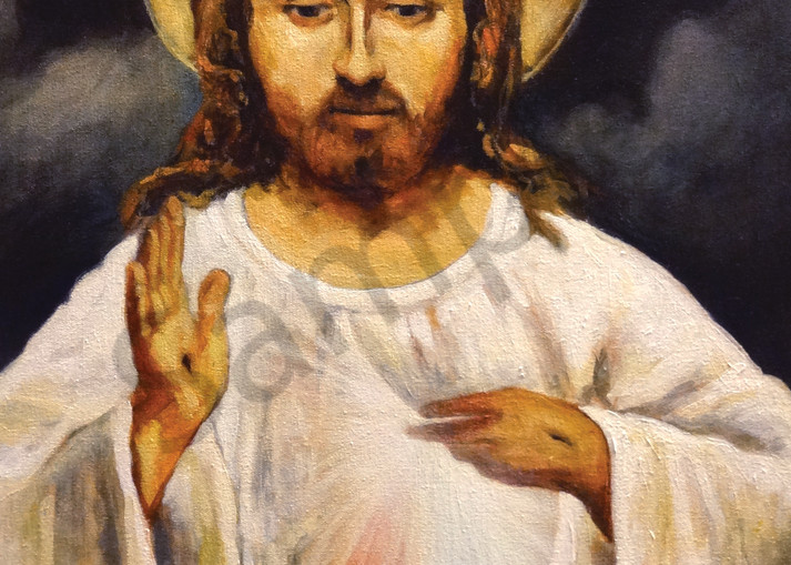 Divine Mercy Art | Geoffrey Butz Art & Design Inc
